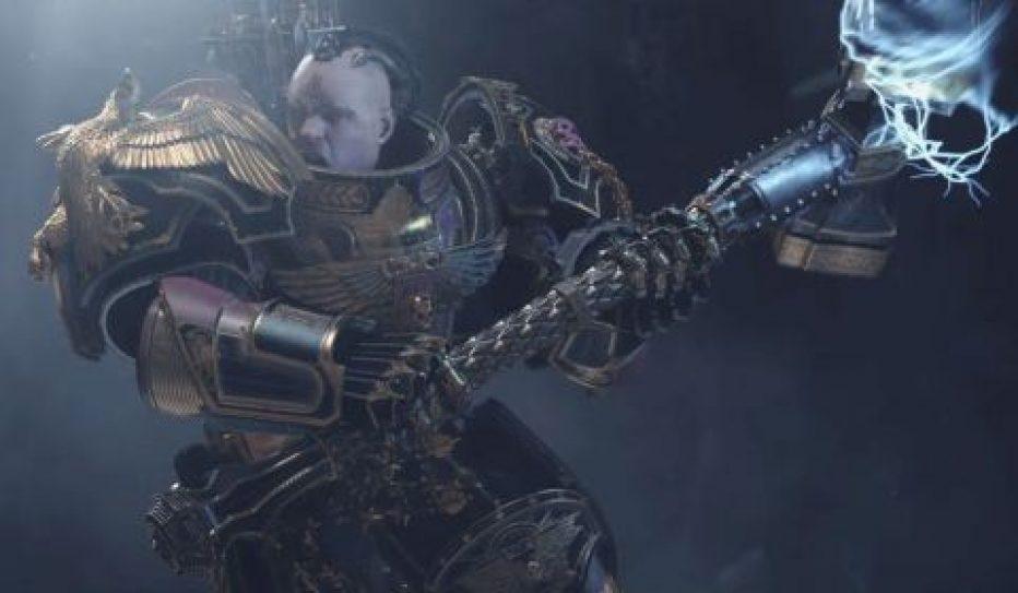 Warhammer 40K: Inquisitor-Martyr