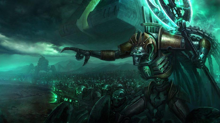Warhammer 40.000: Gladius