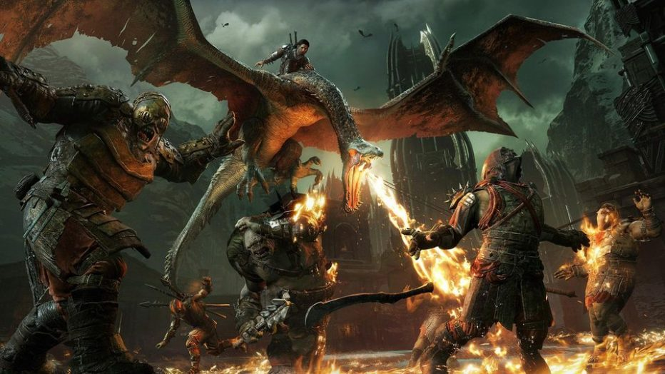 Middle-earth:Shadow of War