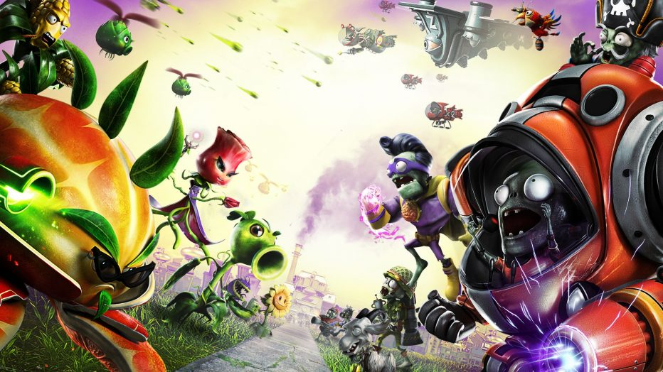 Plants Vs Zombies:Garden Warfare 2