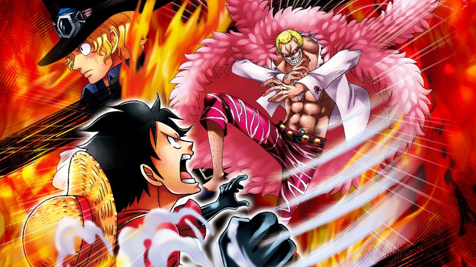 One Piece:Burning Blood