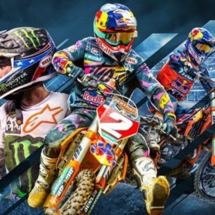 Monster Energy SuperCross: The OVG3