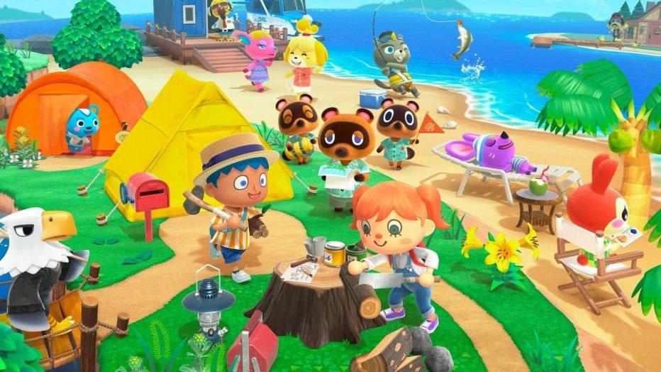 Animal Crossing:New Horizons
