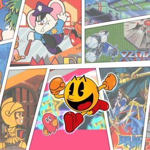 Namco Museum Archives Vol I-II.