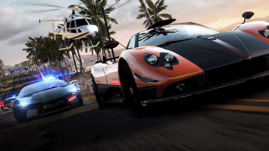 Need For Speed:Hot Pursuit Remastered