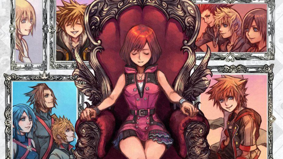 Kingdom Hearts:Melody of Memory