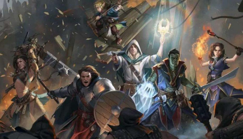 Pathfinder:Kingmaker Definitive Edition