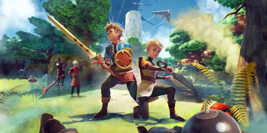 Oceanhorn 2:Knights of the Lost Realm