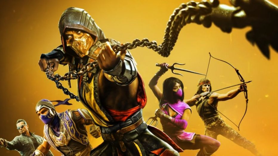 Mortal Kombat 11:Ultimate Edition