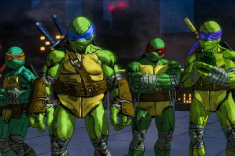 Teenage Mutant Ninja Turtles:Mutants in Manhattan