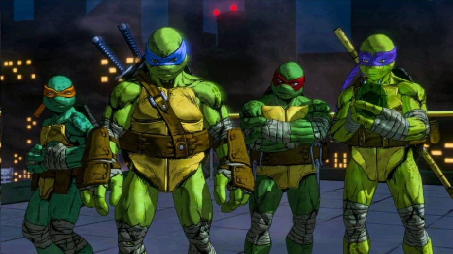 Teenage Mutant Ninja Turtles:Mutants in Manhattan