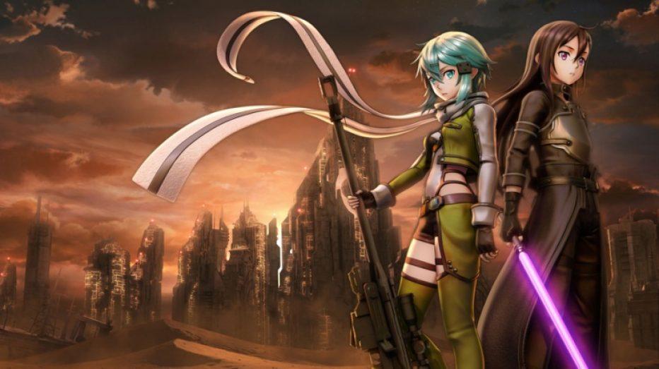 Swords Art Online: Fatal Bullet
