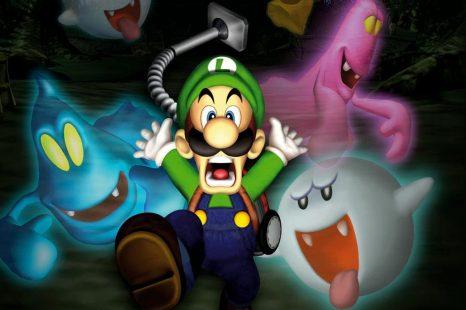 Luigi Mansion 3DS