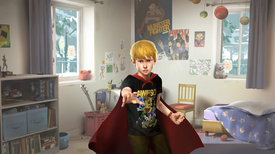 TheAwesomeAdventures of Captain Spirit