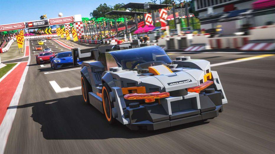 Forza Horizon 4:LEGO Speed Champions