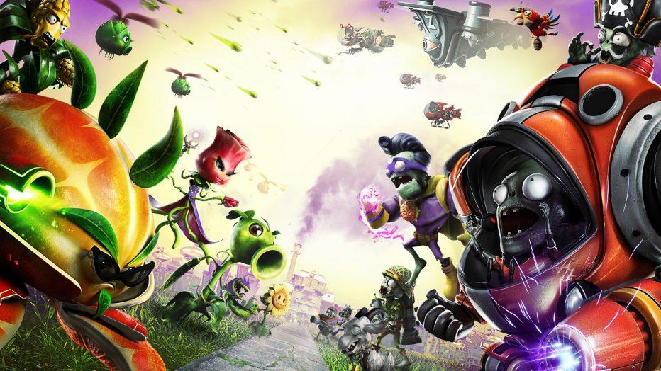 Plants Vs Zombies:Garden Warfare 2