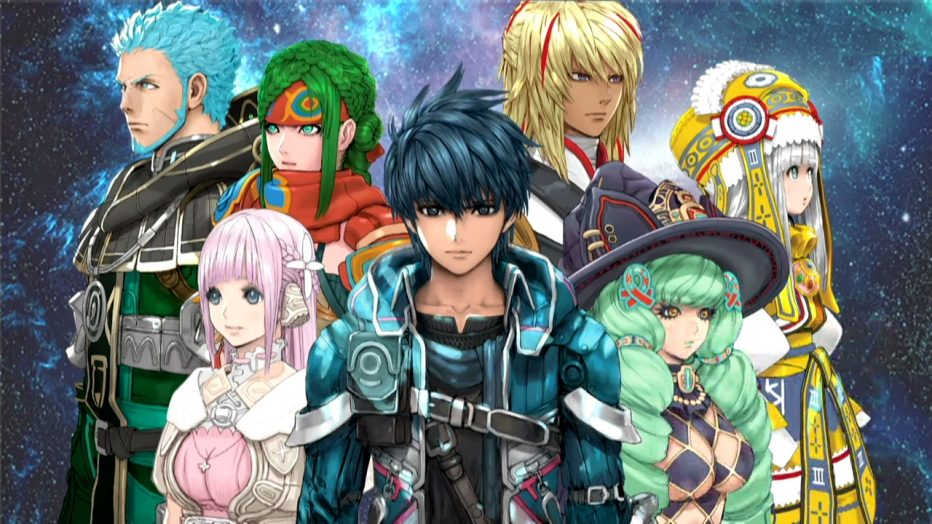 Star Ocean:Integrity and Faithlessness