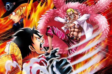 One Piece:Burning Blood