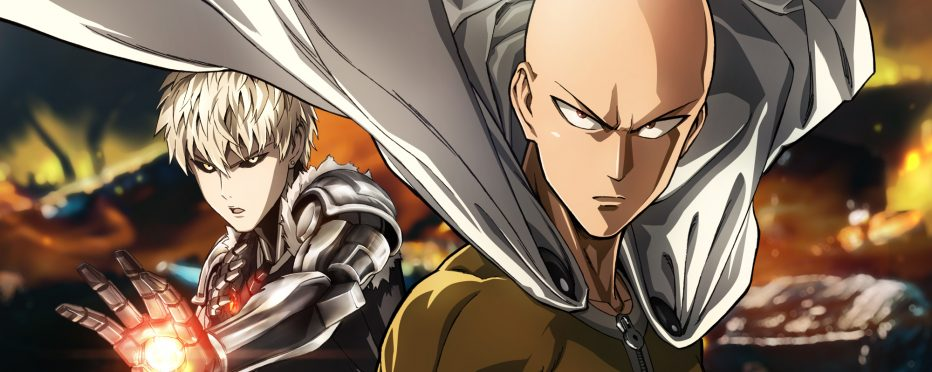 One Punch Man:A Hero Nobody Knows