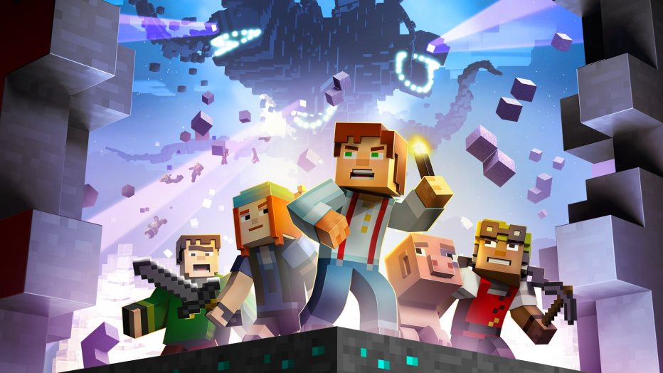 Minecraft: Story Mode Episode 1: The Order of the Stone