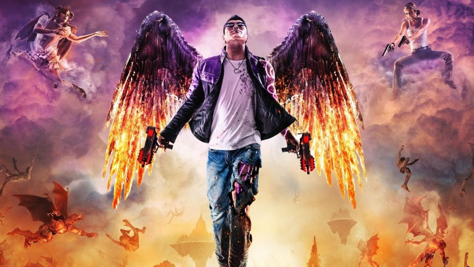 Saints Row IV: Gat Out of Hell