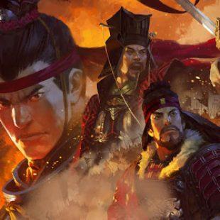 Total War:3 Kingdoms-A World Betrayed