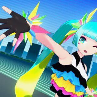 Hatsune Miku:Project DIVA Mega Mix