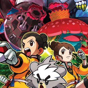 Pokémon Sword & Shield – The Isle of Armor