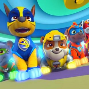 Paw Patrol:Mighty Pups