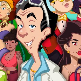 Leisure Suit Larry:Wet Dreams Try Twice