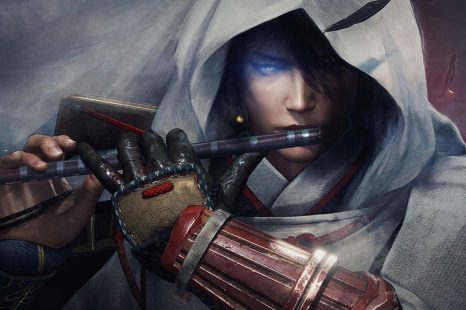 Nioh 2:The Tengu's Disciple DLC