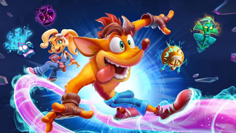 Crash Bandicoot 4:It's about Time