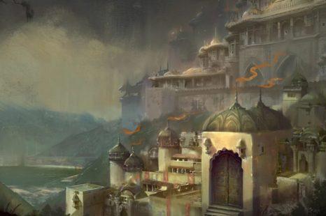 Raji:An Ancient Epic