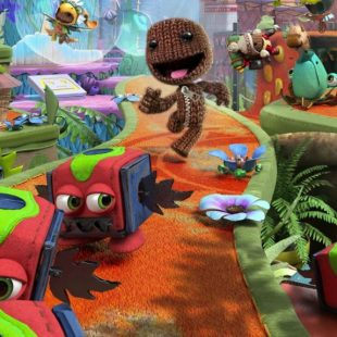 Sackboy:A Big Adventure