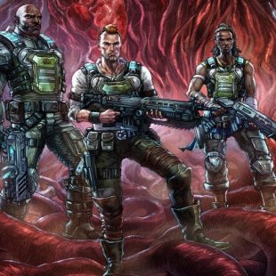 Gears 5:Hivebusters DLC